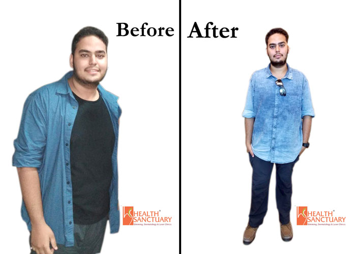 Weight loss testimonial - Shubi Husain's Health Sanctuary